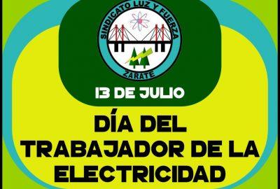 Dia del trabajador de la electricidad