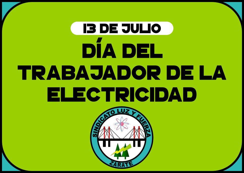 Diadeltrabajadorelectricidad